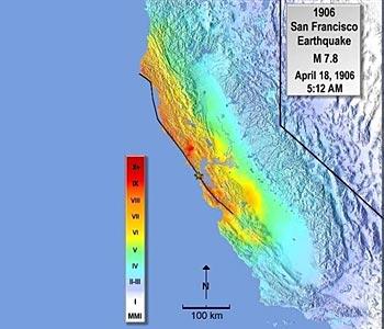 Online Newshour P Wave Warnings The 1906 San Francisco Earthquake