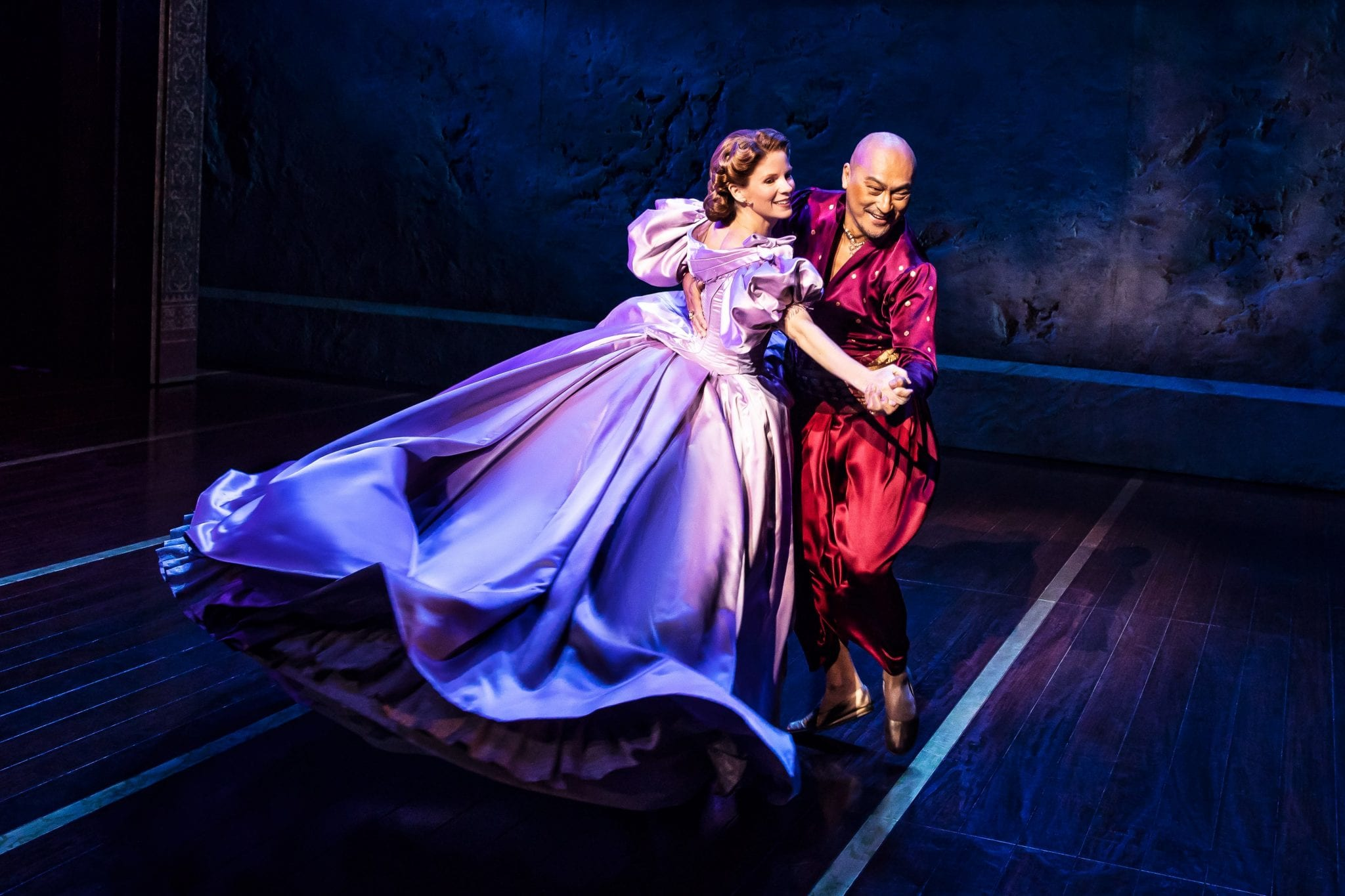 broadway's best on pbs king and i
