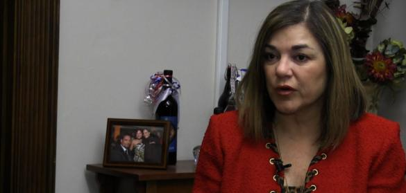 Rep.  Loretta Sanchez <br>on Sexual Assault in the Military