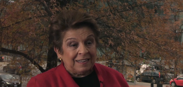 Woman Thought Leader: <br> Rep. Donna Shalala (D-FL)
