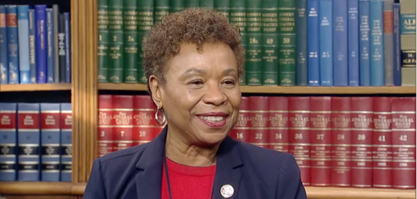 Woman Thought Leader: Rep. Barbara Lee