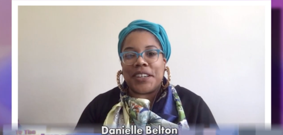 Politics, Culture, <br> & Race w/ Danielle Belton