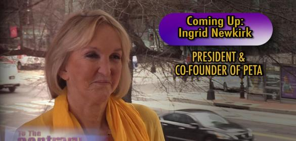 Woman Thought Leader: Ingrid Newkirk