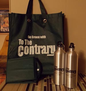 To The Contrary merchandise