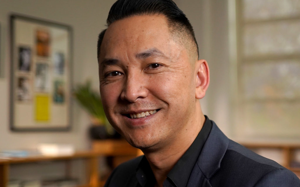 Viet Thanh Nguyen, Pulitzer Prize winning author