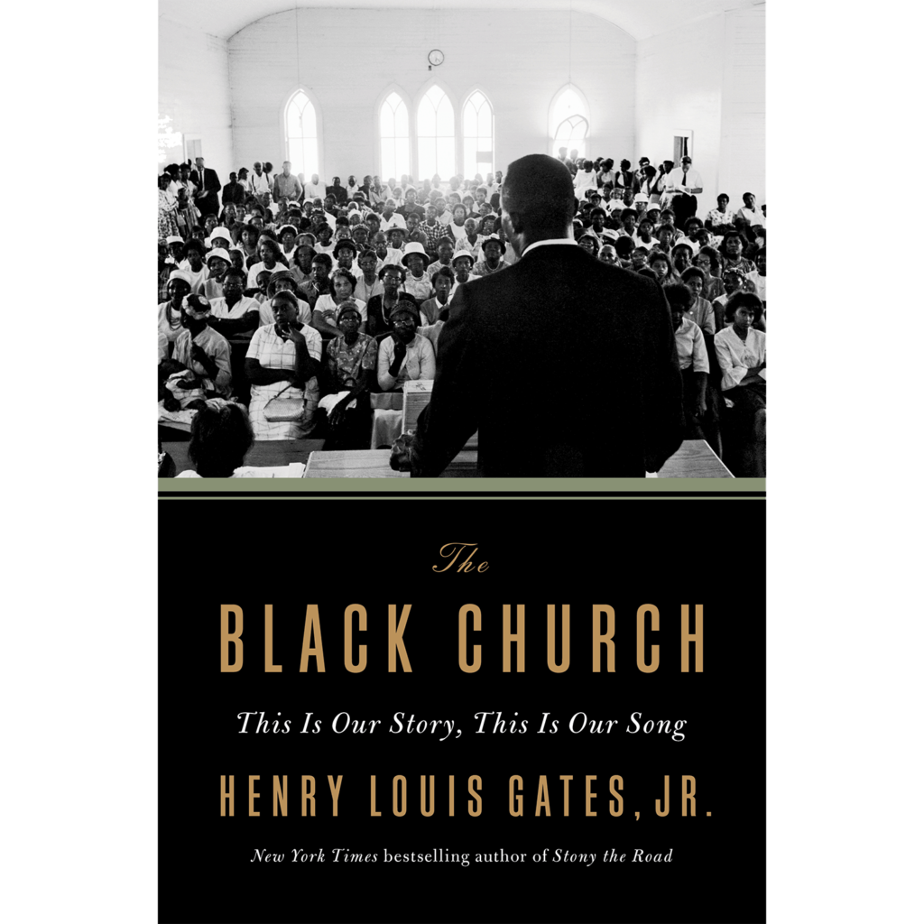 Book Cover of The Black Church by Henry Louis Gates, Jr.