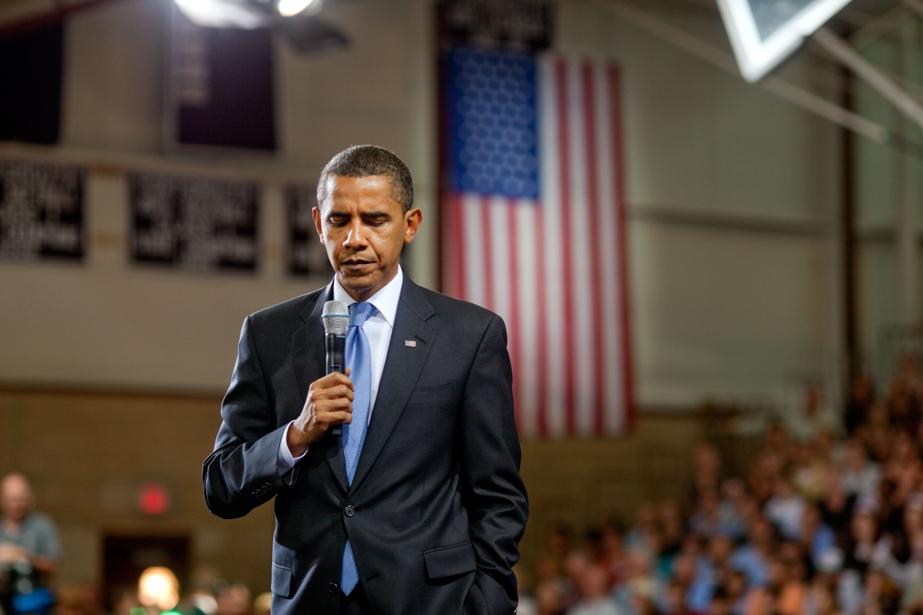 From Candidate To President Obama S Call Of History