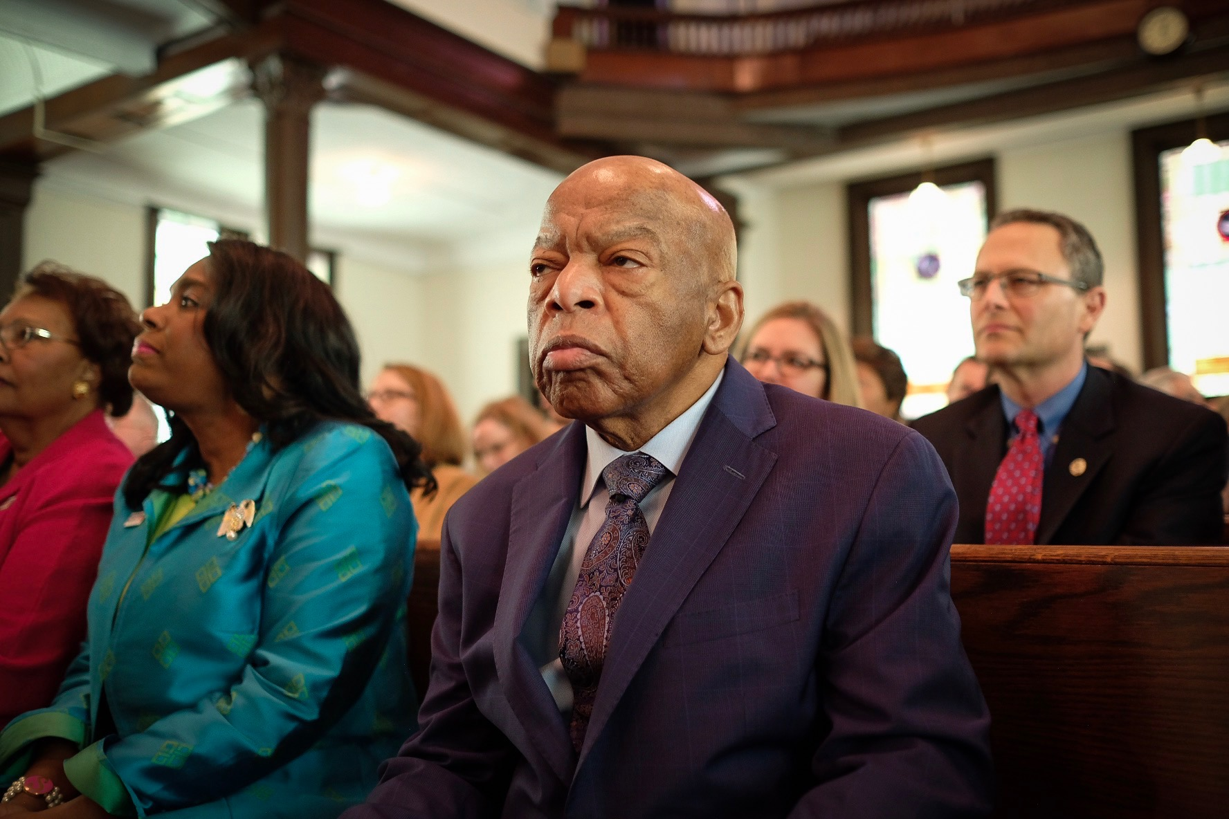 Remembering civil rights icon Rep. John Lewis