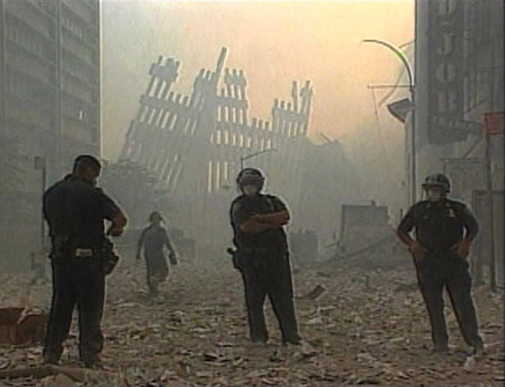 images september 11 2001 A memorial rises from the ashes of that day on september 11, 2011  psyche of  americans - and the world - comes from the images of the.