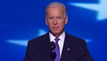 Vice President Biden speaks at the 2012 Democratic National Convention