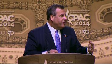Gov. Chris Christie (R-NJ)