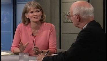 Martha Raddatz on Washington Week July 2000