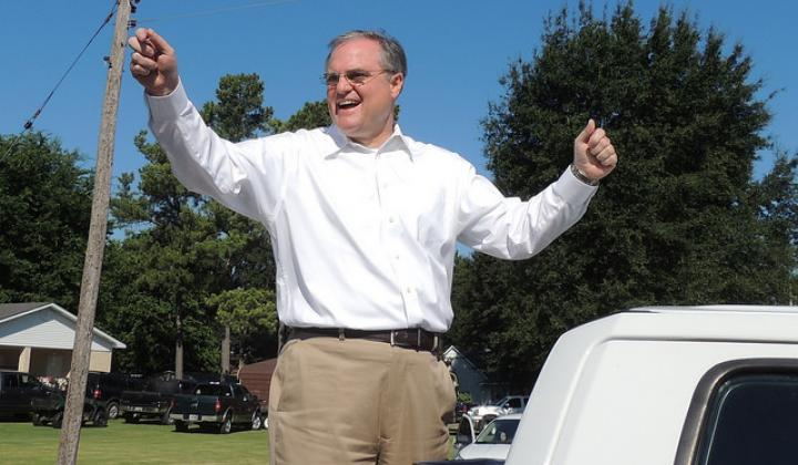 Mark Pryor campaigns