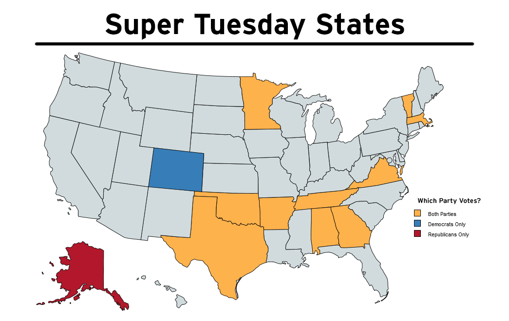 What you need to know about super tuesday washington week