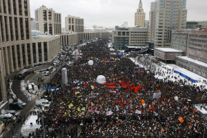 Putin's Legal Crackdown on Civil Society
