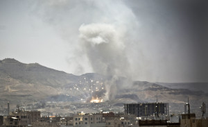 After a Month of Airstrikes, Where Does Yemen Stand?