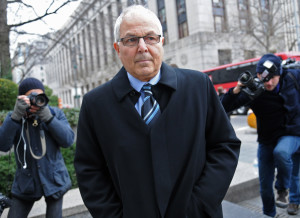 Peter Madoff Sentenced for Role in Brother's Ponzi Scheme