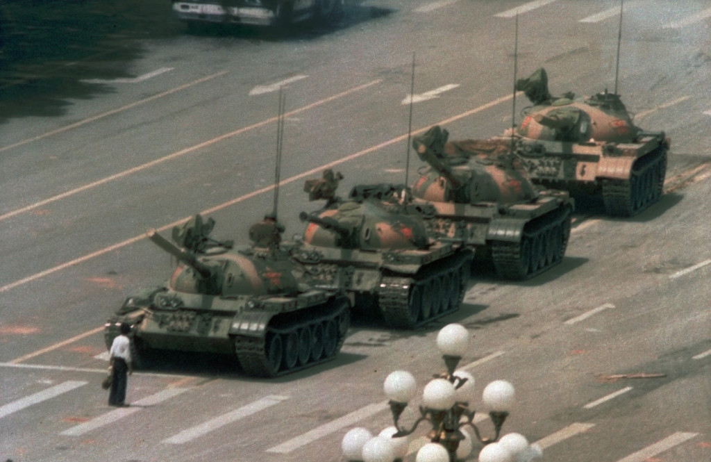 """Revisiting Tiananmen Square: """"It Might Be A Parade Or Something"""""""