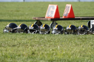 High School Football Players Face Bigger Concussion Risk