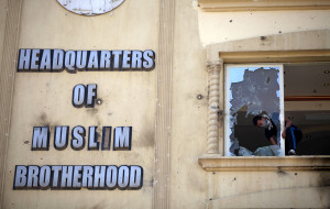 For Egypt's Muslim Brotherhood, a Return to the Underground
