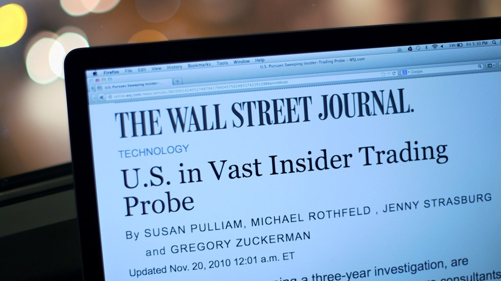 Should Insider Trading Be Legal?