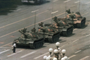 The Tank Man