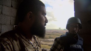 WATCH: 400 Meters From ISIS in the Battle for Benghazi