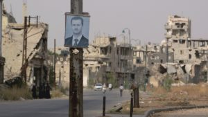 How Fear Fuels Support for Assad in Syria