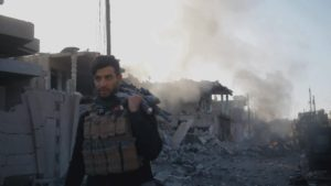 The Battle for Mosul: