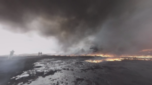 A 360° View Inside the Brutal Battle for Mosul