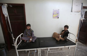 How Yemen's Cholera Outbreak Became the Fastest Growing in Modern History