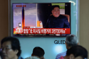 The U.S. and North Korea On The Brink: A Timeline