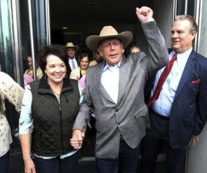 Bundys Walk Free After Judge Dismisses Their Case