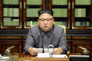 Trump Administration Says North Korea Used VX to Kill Kim Jong-un's Half Brother
