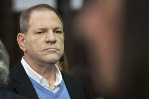 Weinstein Indicted for Rape and Criminal Sexual Conduct