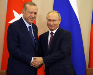 Russia and Turkey Agree to Demilitarized Zone in Syria