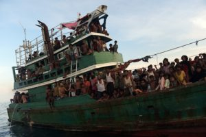 A New Report Sheds Light on an International Rohingya Trafficking Network