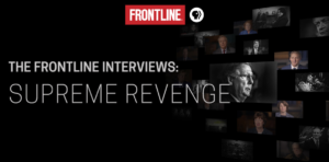 "Thirty-Nine ""Supreme Revenge"" Interviews. On the Record. At Your Fingertips."