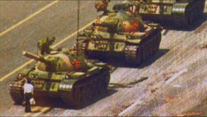 """Why Photos of Tiananmen Square's """"Tank Man"""" Were Hidden in a Hotel Toilet"""