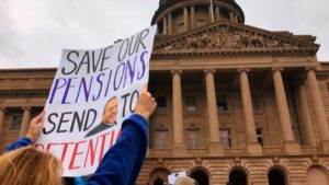 As a New Governor Takes Office, Kentucky Pensions Still on the Brink