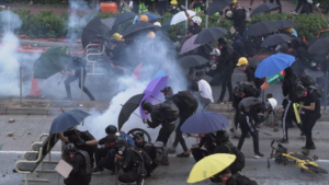 "Inside the Battle for Hong Kong: ""We're Now at War"""