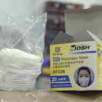 Counterfeit Masks Reaching Frontline Health Workers in U.S.