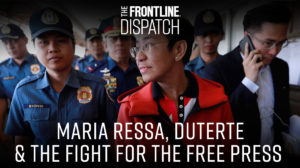 Maria Ressa on Covering Duterte, Her Upcoming Verdict & the Fight for the Free Press