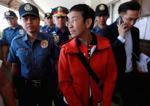 Maria Ressa, Duterte & the Fight for the Free Press