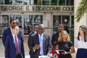 Former Worker Sues Tampa Lead Smelter Over Son's Exposure