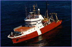 Canadian Coast Guard ship John P. Tully