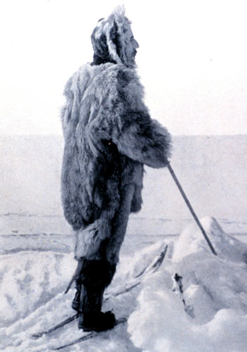 Amundsen on ice