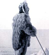 Amundsen in ice