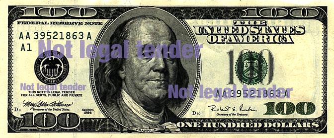 Nova Official Website Anatomy Of A 100 Bill