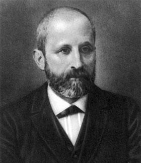 Portrait of Friedrich Miescher
